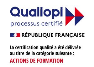 Logo Qualiopi certification